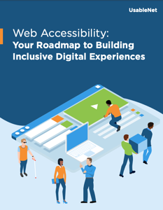 Cover - Web Accessibility Your Roadmap to Building Inclusive Digital Experiences