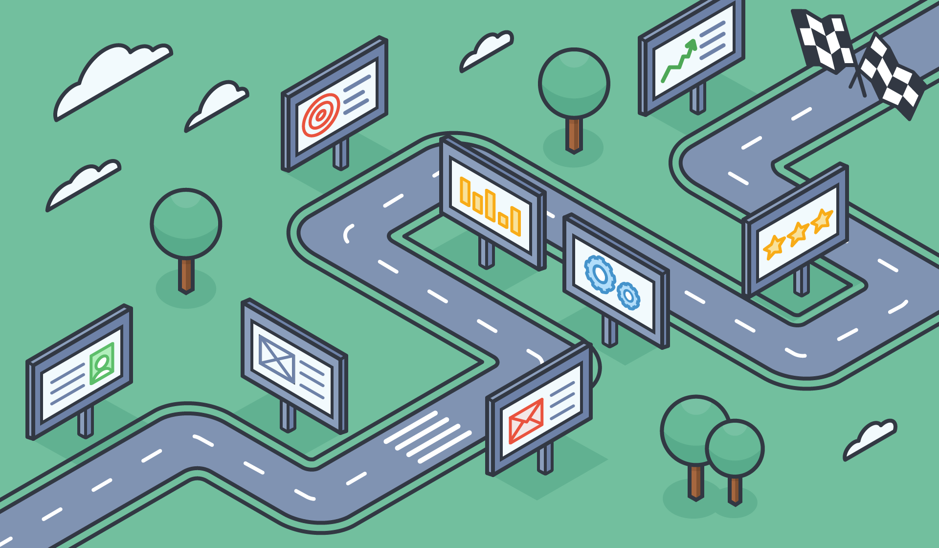 The Roadmap to Web Accessibility Compliance [Infographic]
