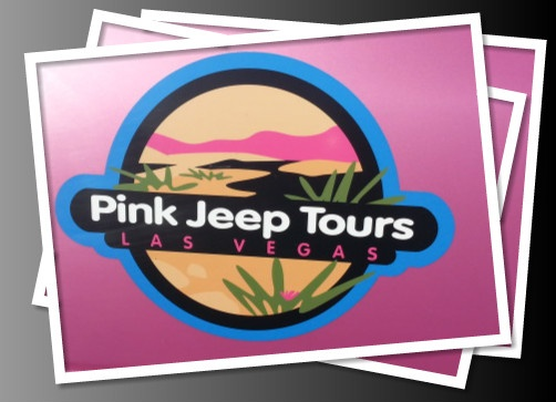 A Visual Journey on Mobile and Beyond: Pink Jeep Tours [Case Study]