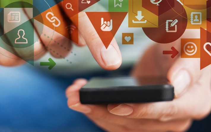 Mobile Apps [Infographic]