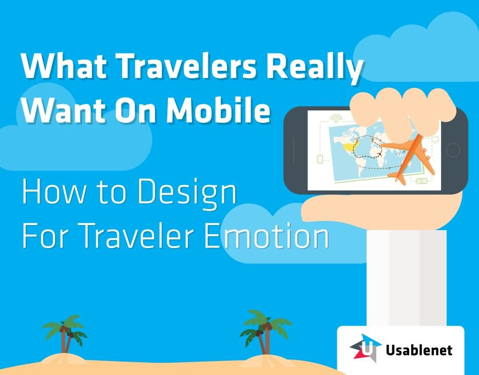 Econsultancy: Six ways mobile can ease traveler stress and increase bookings [Blog]